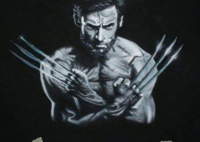 t-shirt-airbrush-x-man